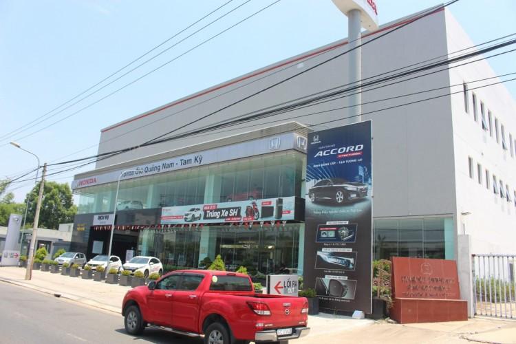 Showroom Honda ô tô - Tam Kỳ, Quảng Nam