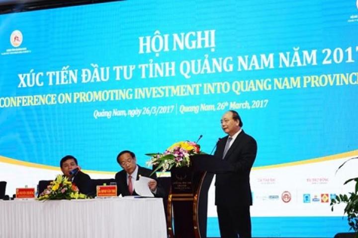 Hội nghị xúc tiến đầu tư tỉnh Quảng Nam năm 2017, Công ty TNHH Cơ khí Cao Xuân Dũng
