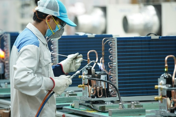 Sẵn sàng đón làn sóng đầu tư mới, Công ty TNHH Cơ khí Cao Xuân Dũng
